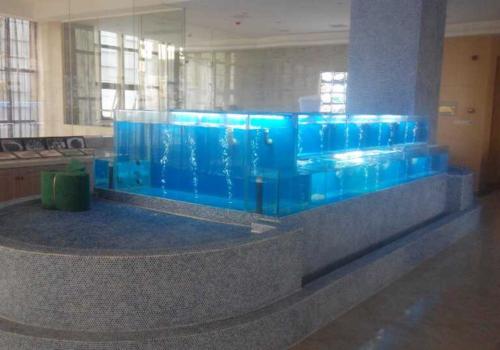 海鲜鱼缸项目