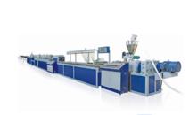 PVC edge banding production lines
