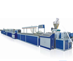 PVC edge banding production lines