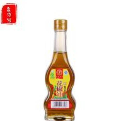 五丰黎红花椒油 218ml