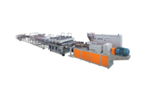 PVC/WPC floor production line