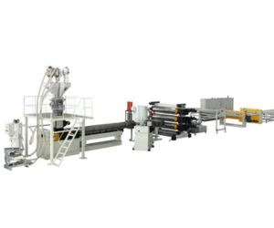 ABS, single-layer/multi-layer composite board production line