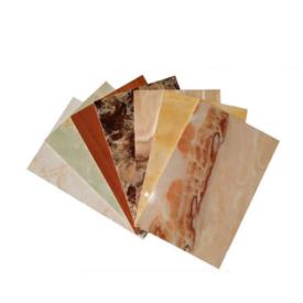 PVC imitation marble