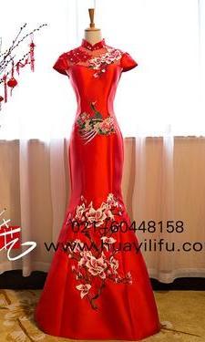 长旗袍105