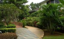 花园小路铺设