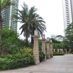 皇御苑绿化景观工程