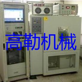 冷却器综合性能测试台
