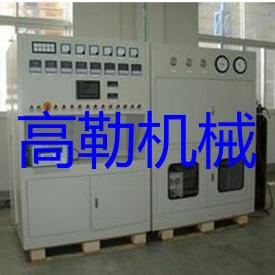 空调压缩性能机测试台