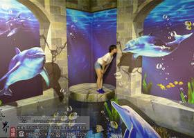3D錯覺海洋館