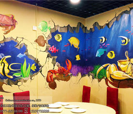 蟹煲3D画