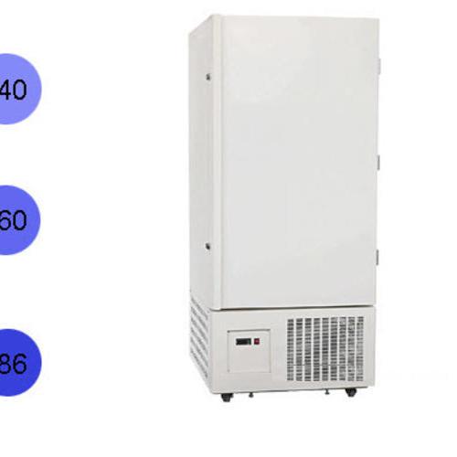 398L立式超低温冰箱