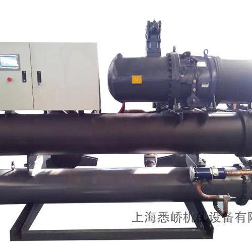 低温螺杆水冷式冷水机组 -15℃-单机二
