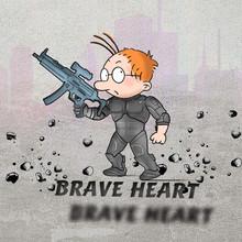 勇敢的心2