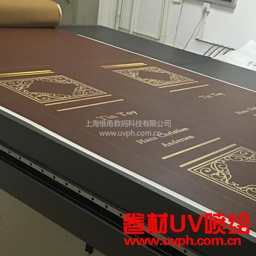 示例案例 卷材UV喷绘