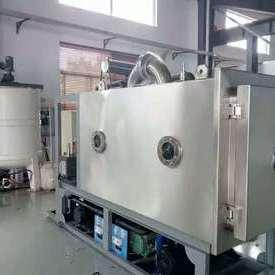 5平方生产型冻干机冷冻干燥机