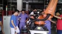 工业机器人设备的维护保养方法