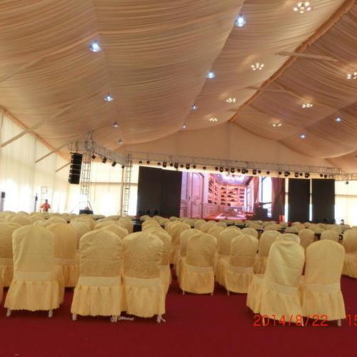 婚礼庆典篷房