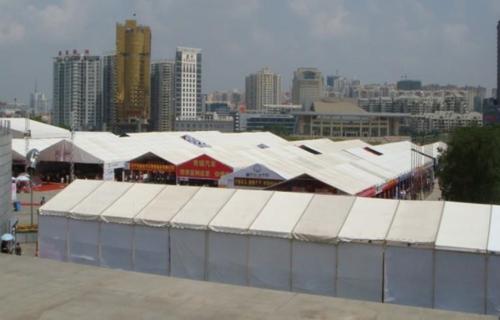 广西大型展销会展览篷房