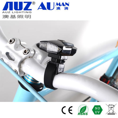 4 leds super brightness battery Led Bicycle Front Light