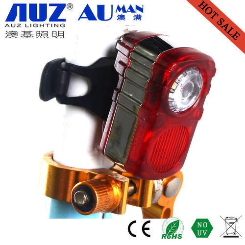 Front Light Bicycles With 2red and white Led Tail Light