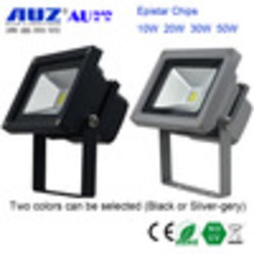 10w  80lm/W Shanghai high quality IP65 outdoor 10w flood light
