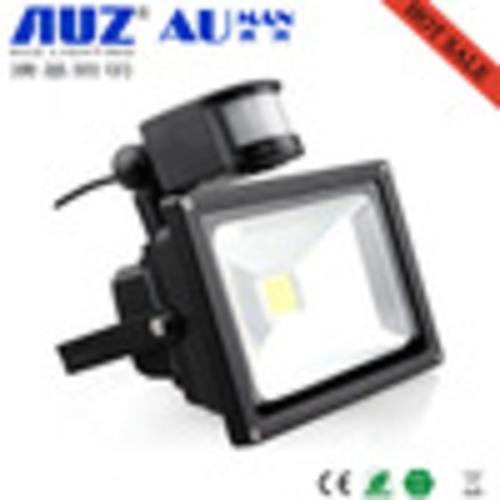 30w motion sensor CE,RoHS Certification 30w led flood light