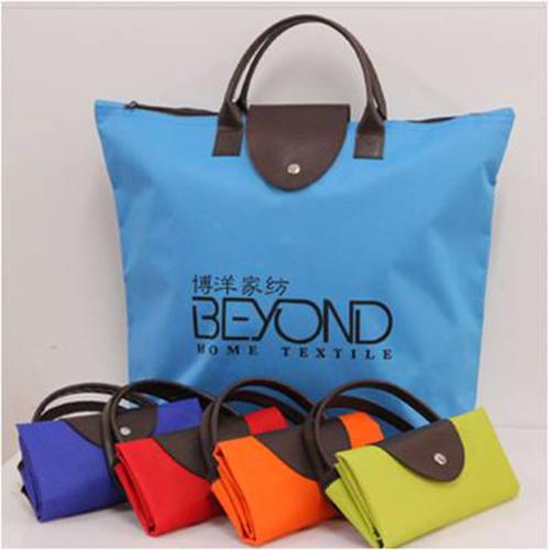 广告折叠购物袋