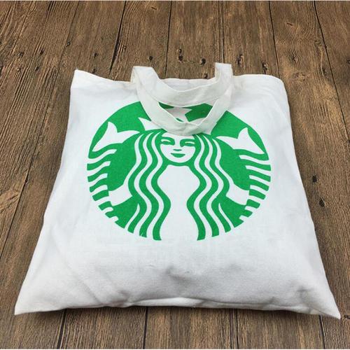 星巴克帆布手提袋