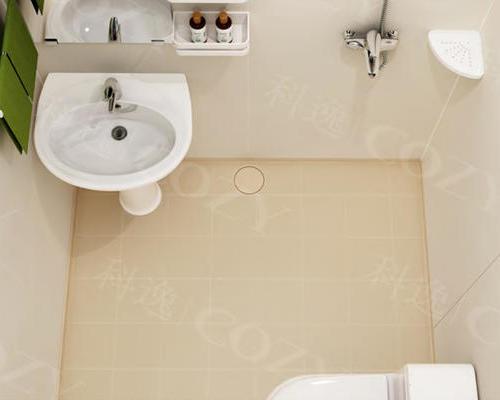 Integrated bathroom integrated bathroom BUl1616