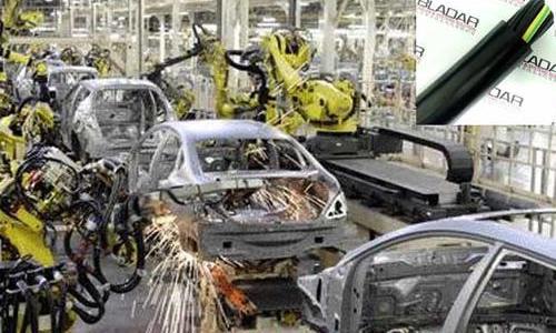 北京奔驰汽车生产线用拖链电缆项目