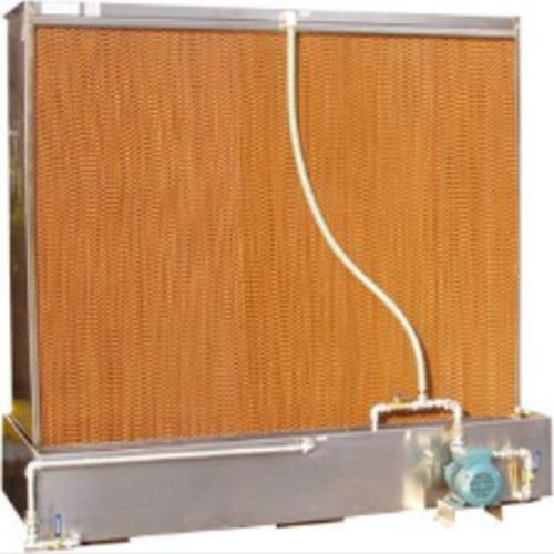 中央空调加湿系统(清洗水箱,置换干净的水)