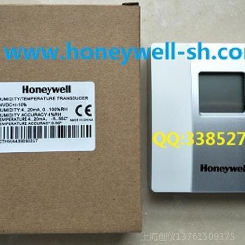 霍尼韦尔SCTHWD4FNNS壁挂式温湿度传感器