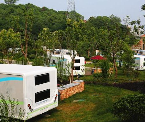 Ten major features: SMSC Longshan camping site to build a new landmark for Wuhu leisure tourism