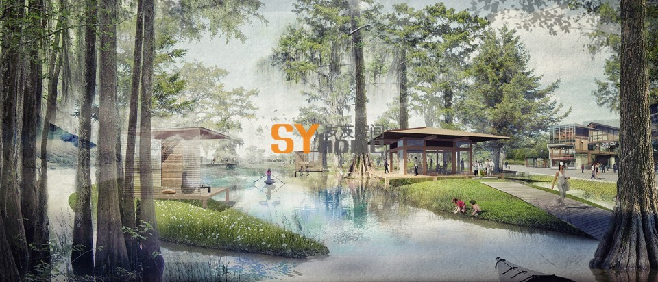 012-WINNING PROPOSAL FOR LION MOUNTAIN Park, Suzhou by TLS