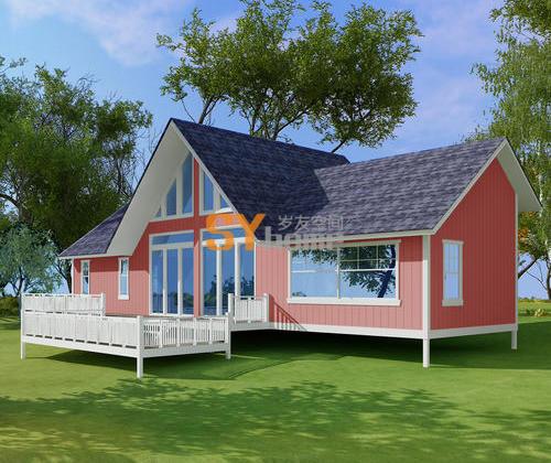 SYM010|生态木屋 一室两厅 大空间