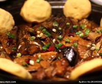 【渔食】大锅鱼贴玉米饼子
