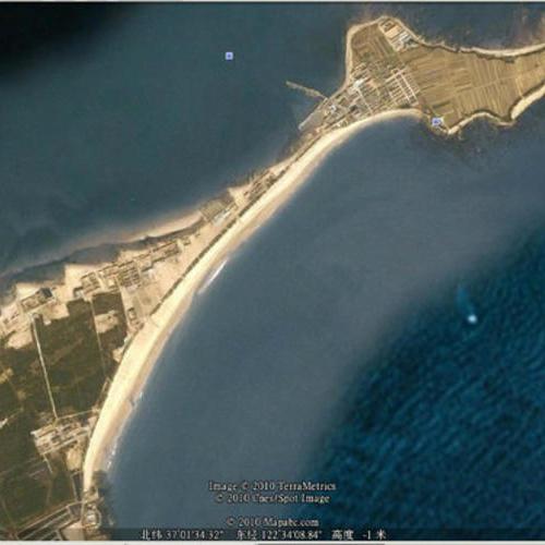 东楮岛路线