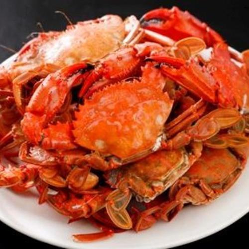 转发朋友圈,东楮岛野生螃蟹赤甲红免费送~~
