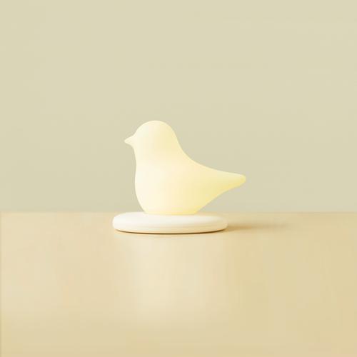 小鸟情感灯(带底座)