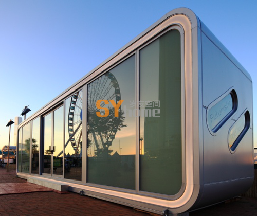 SYC001|铝合金模块化房屋 一室户 高端酒店 度假小屋