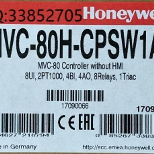 MVC-80HCPSW1A与MVC-80MCPSW1A MVC-80系列多功能控制器产品详细说明