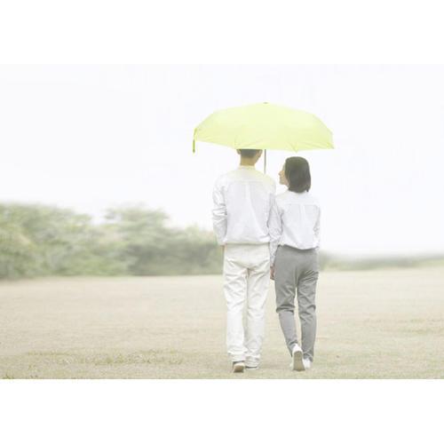 晴雨两用三折自动伞