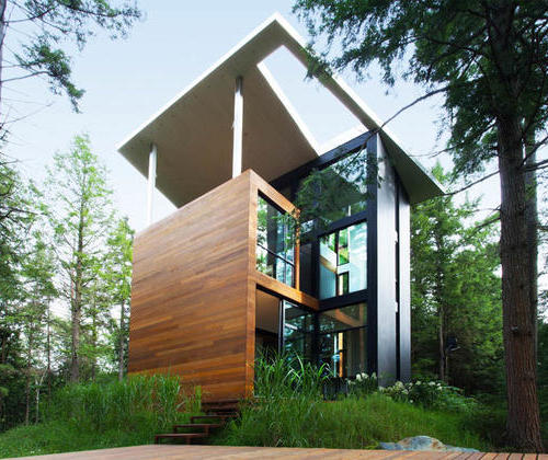 A HY2 villa between pine forests