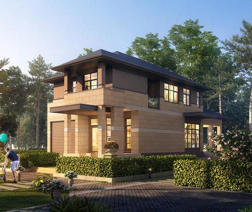 SYG015, light steel villa villa in Australia