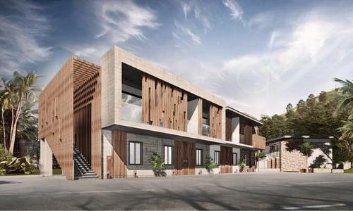 东澳岛生态度假酒店设计