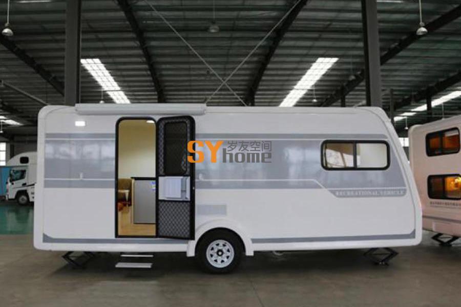 T60S-A、6m长野营房车 露营拖挂式房车