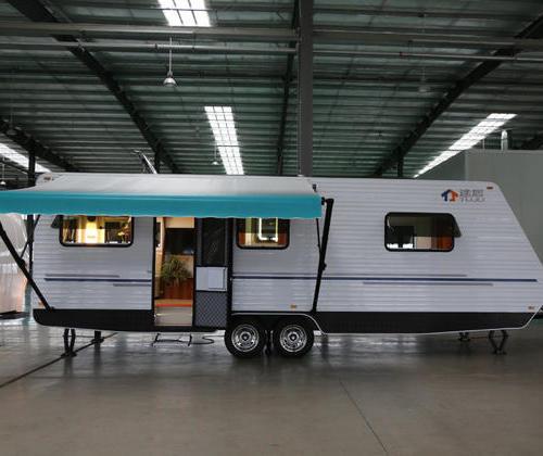 T80S-A 8m, Nagano camp car trailer car