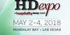 2019年05月美国拉斯维加斯酒店设计展HD expo 2019