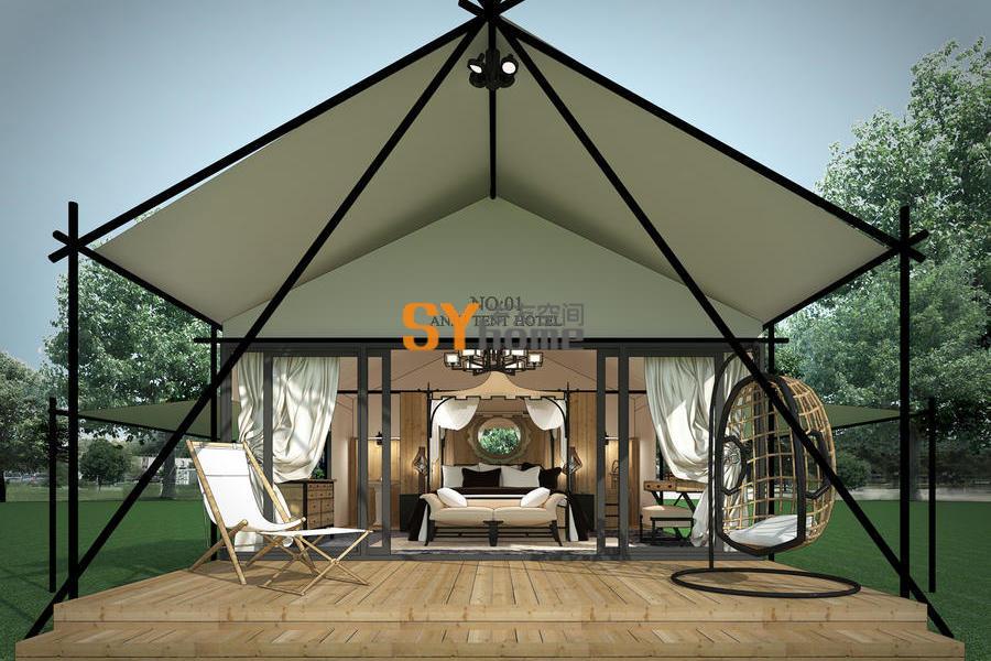 酒店式帐篷房