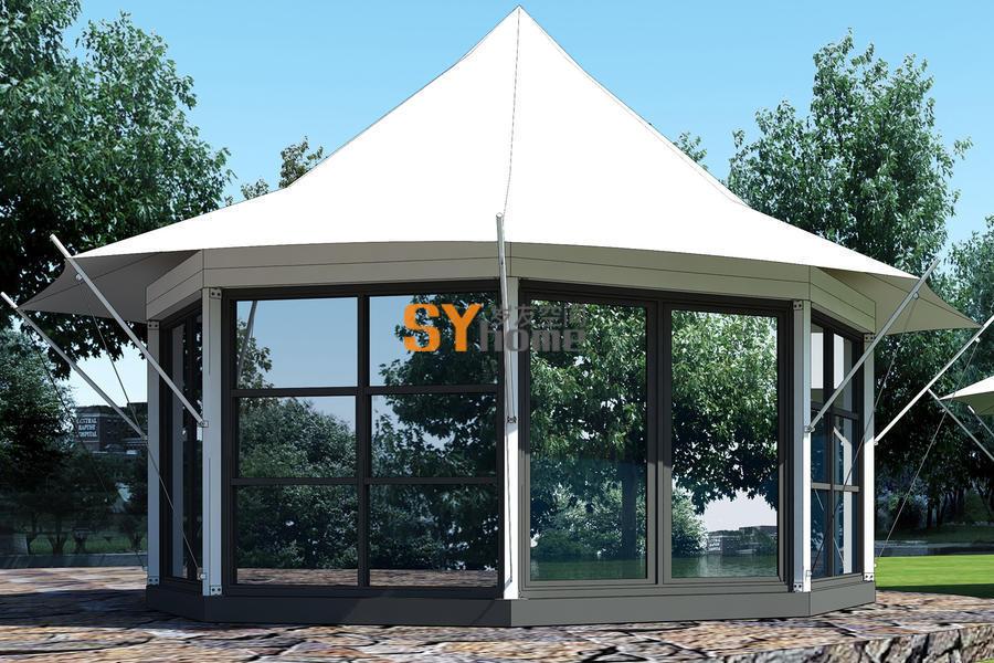 正八型帐篷